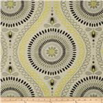 0264108 Claridge Mosaic Jacquard Lemon Tonic