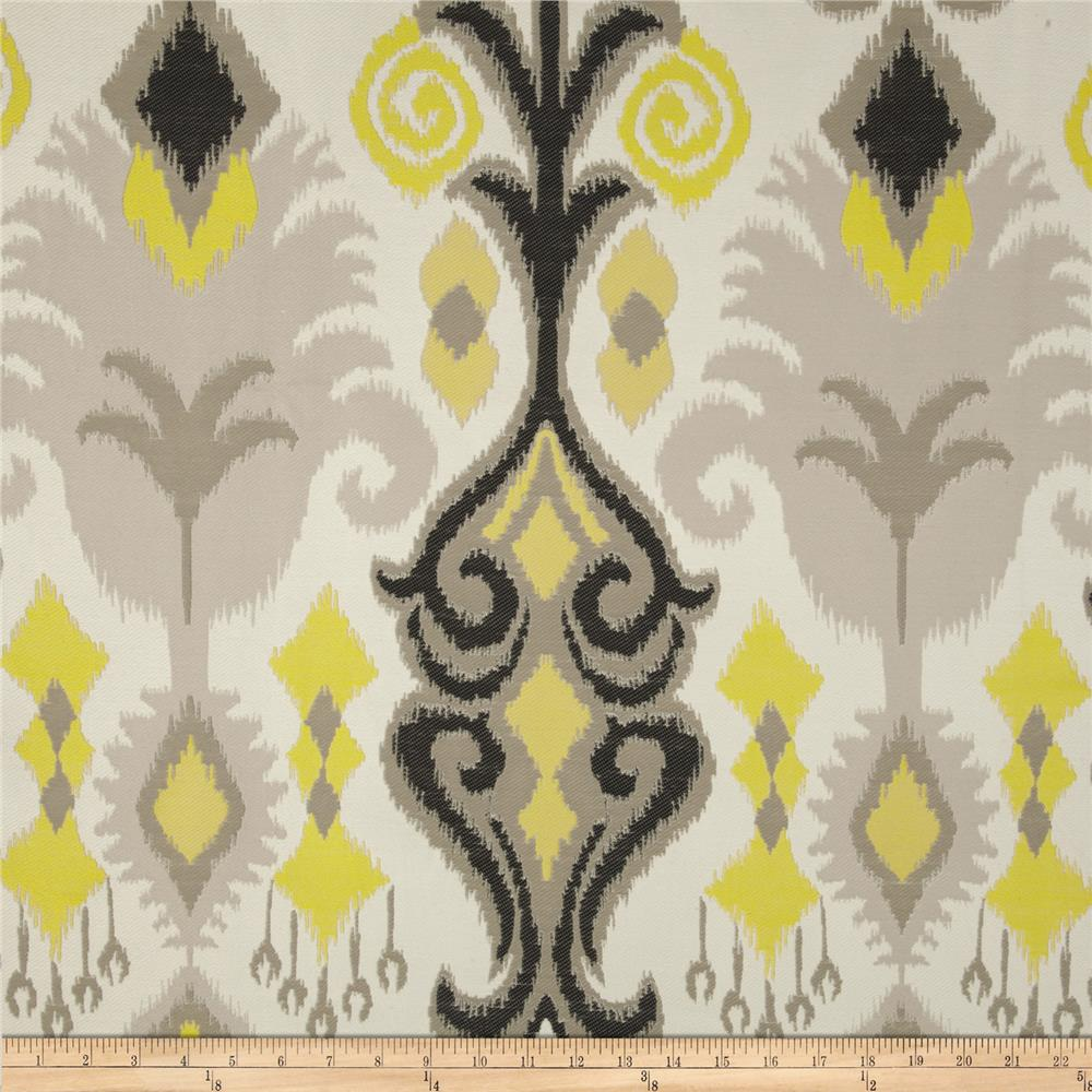 Claridge Vibrant Jacquard Lemon Tonic