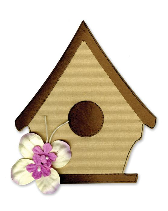 Sizzix Bigz Die - Birdhouse