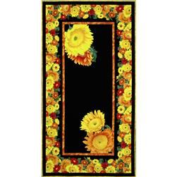Sunshower Flower Panel Multi