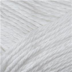 Peaches & Creme Solid Yarn (01005) White