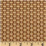 FF-437 Timeless Appletree Farm Basketweave Natural