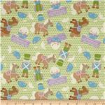 Nursery Rhymes Pony Green