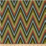 Mountain Majesty Chevron Multi