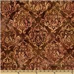 Artisan Batik: Lafayette Damask Gold