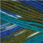 Deborah Norville Everyday Prints Yarn 30 Mediterranean
