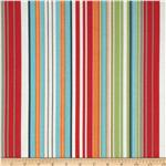 0301134 Va Bene Stripe Red