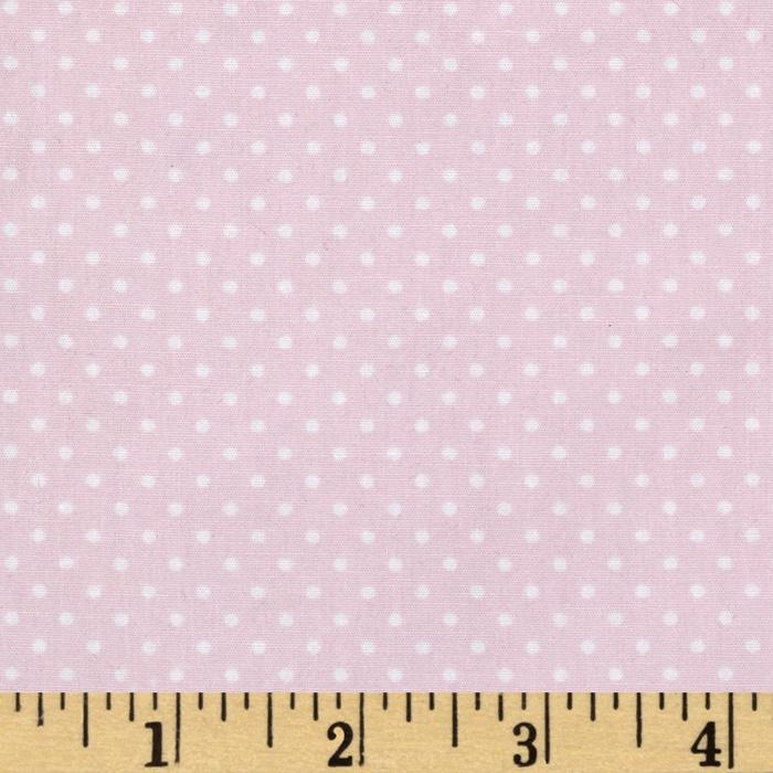 Piimatex Basic Polka Dot Pale Pink