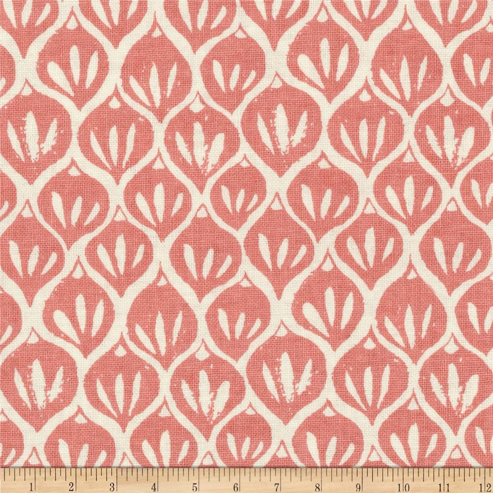 Timber & Leaf Pine Stickers Pink
