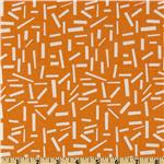 UO-817 Premier Prints Sprinkles Gumdrop Orange/Natural