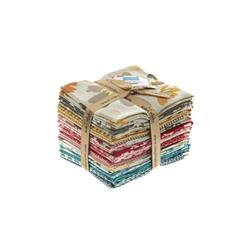 Riley Blake Lost and Found 2 Fat Quarter Assortment Multi