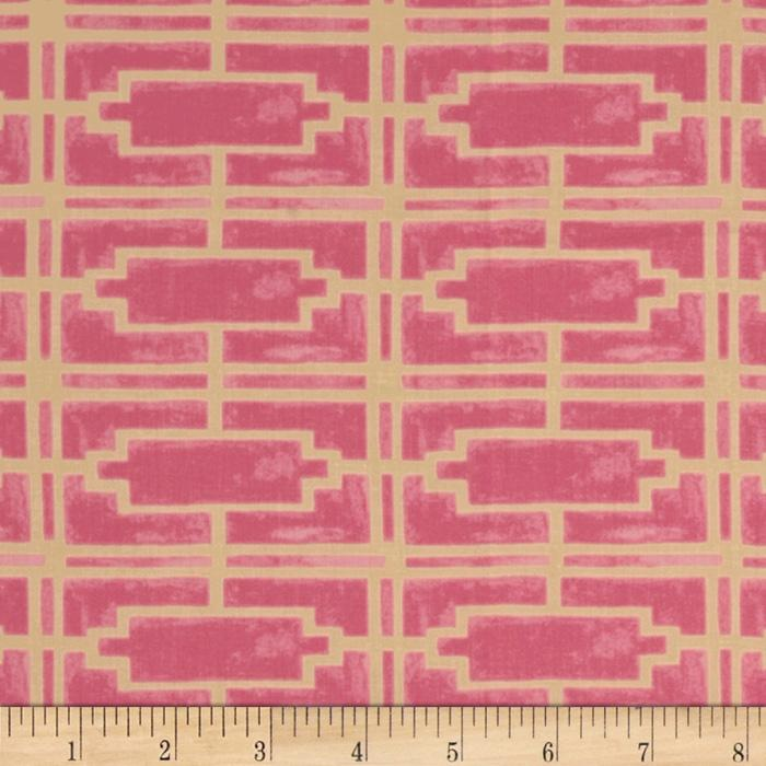 Haven&#39;s Edge Voile Walls Pink