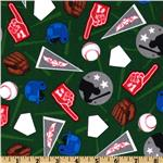 Sports Life Baseball Equipment Green