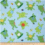 0289545 Pond Pals Frogs Sky