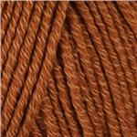 WYR-692 Amy Butler Belle Organic Aran Yarn (202) Saddle Brown