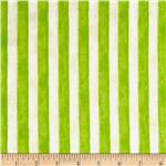 0274273 Seaside Village Cabana Stripe Lime