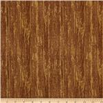 0293339 Timber Lodge Flannel Tree Bark Nature Tan
