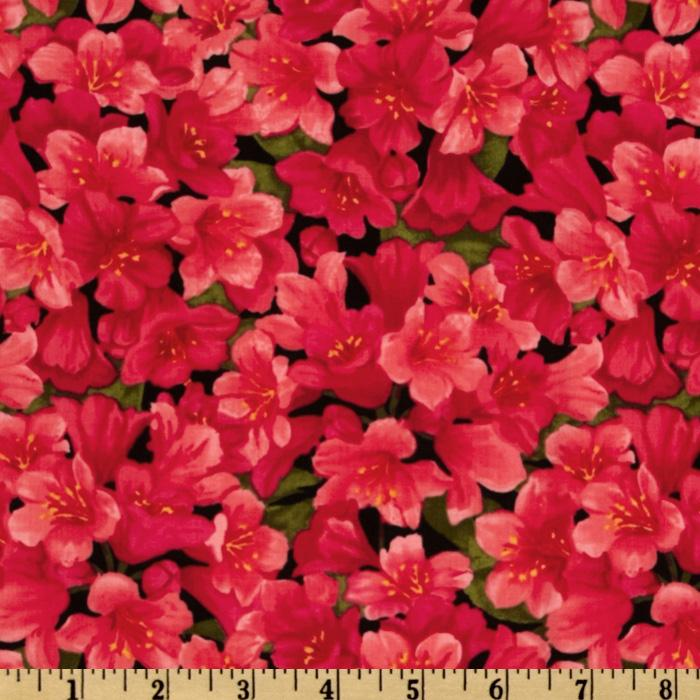 State Flowers Rhododendron Red