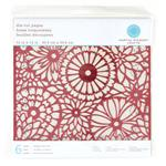 Martha Stewart Crafts Die-Cut Pages 12&quot; X 12&quot; Foil