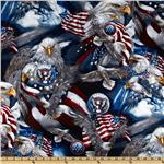 Patriots Americana Eagles Red/White/Blue