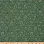 Mackinaw Island Lil' Jacquard Hunter Green