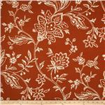Swavelle/Mill Creek Liecester Coral Red