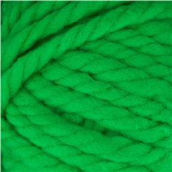 Red Heart Vivid Yarn Glowing Green