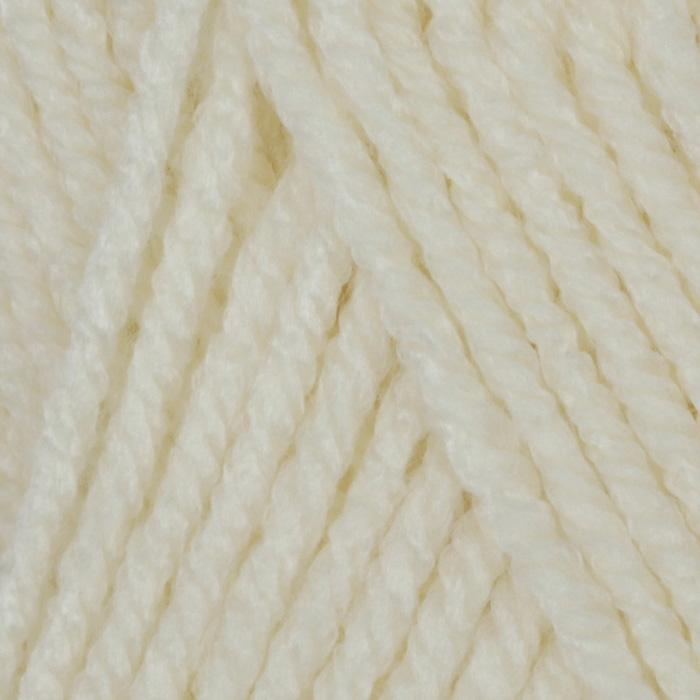 Waverly Yarn for Bernat Simplicity (55008) Birch White