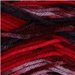 0268486 Deborah Norville Everyday Prints Yarn 10 Lava