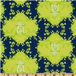 0262347 Opal Owl Trellis Navy