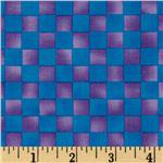0293446 Graphix Checkered Purple Blue