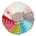 Moda Sew Stitchy 2 1/2'' Jelly Roll