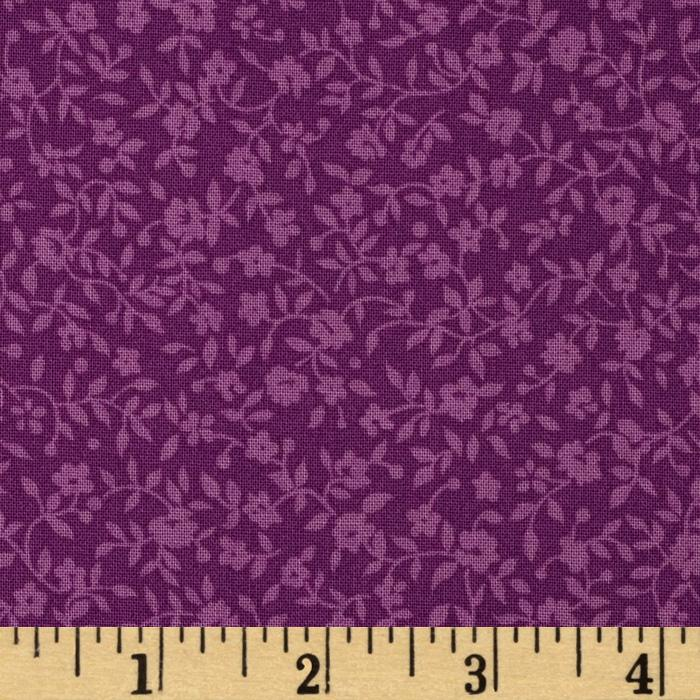 Annabella Floral Tonal Lilac