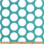 UJ-181 Premier Prints Dandi Dot True Turquoise