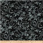 0300783 Chateau Scroll Noir