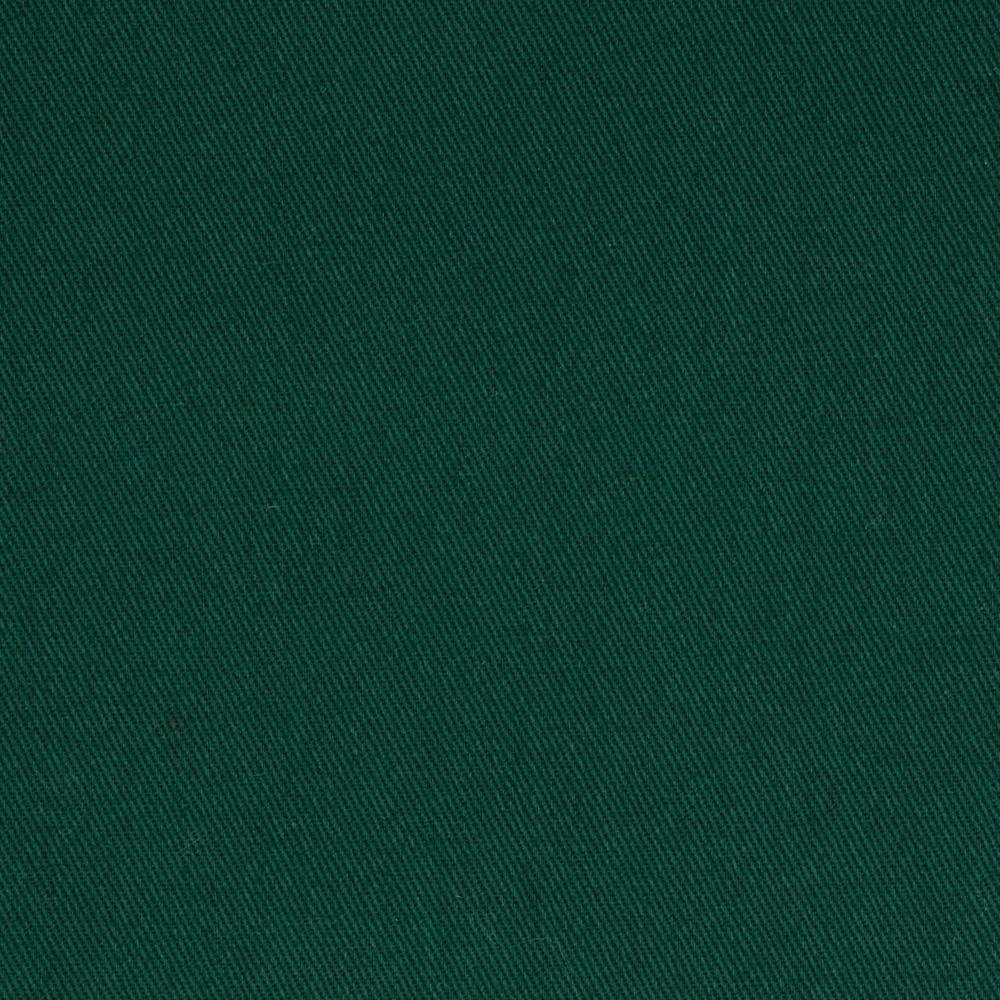 Cotton Twill Dark Green