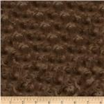 BU-276 Minky Cuddle Rose Mocha