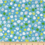 Noah's Ark Polka Dot Blue