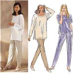Kwik Sew Pants, Tunic & Top Pattern