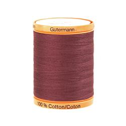 Gutermann Natural Cotton Thread 800m/875yds Mauve