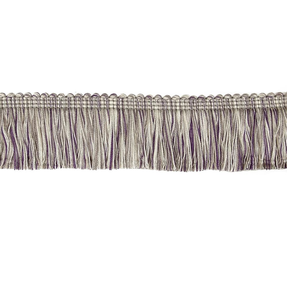 Claridge 2&quot; Brush Fringe Fifi Dewberry