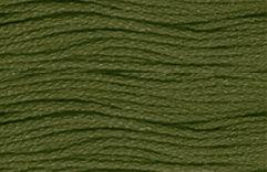 Anchor Six Strand Embroidery Floss  8.75 Yard Skein (846) Fern Green Dark