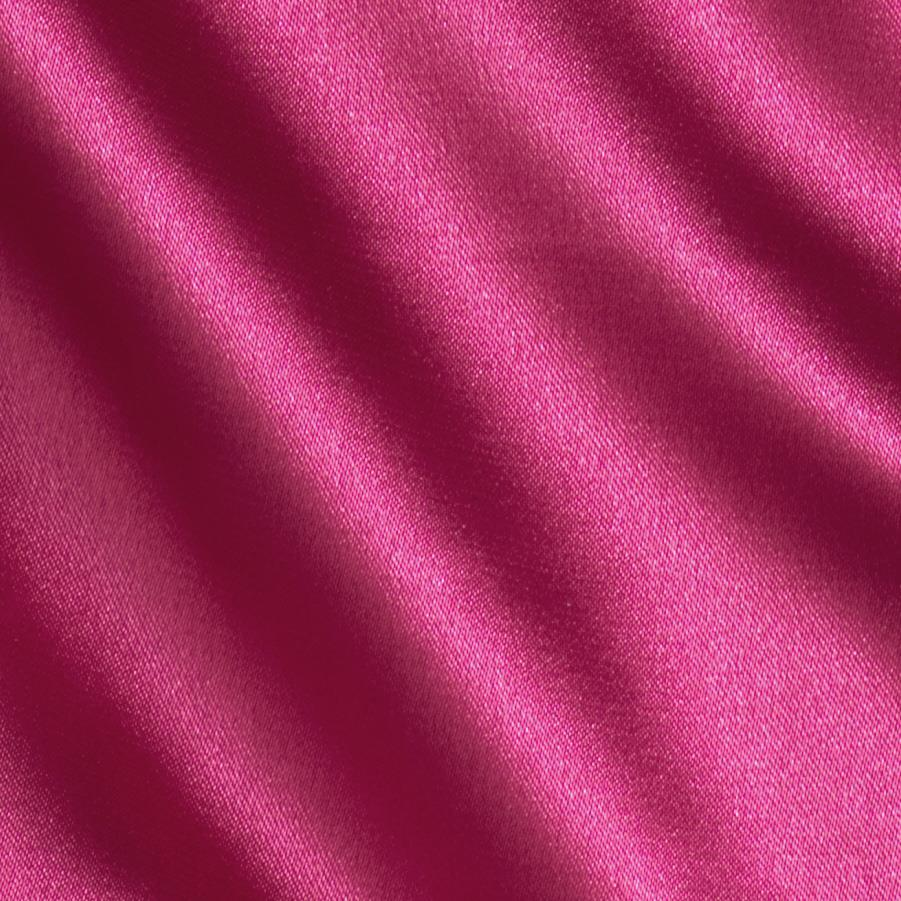 Tahari Stretch Satin Dark Pink