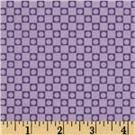0262691 City Girl Squared Bolts Lilac