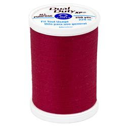 Coats & Clark Dual Duty XP 250yd Ming Cherry