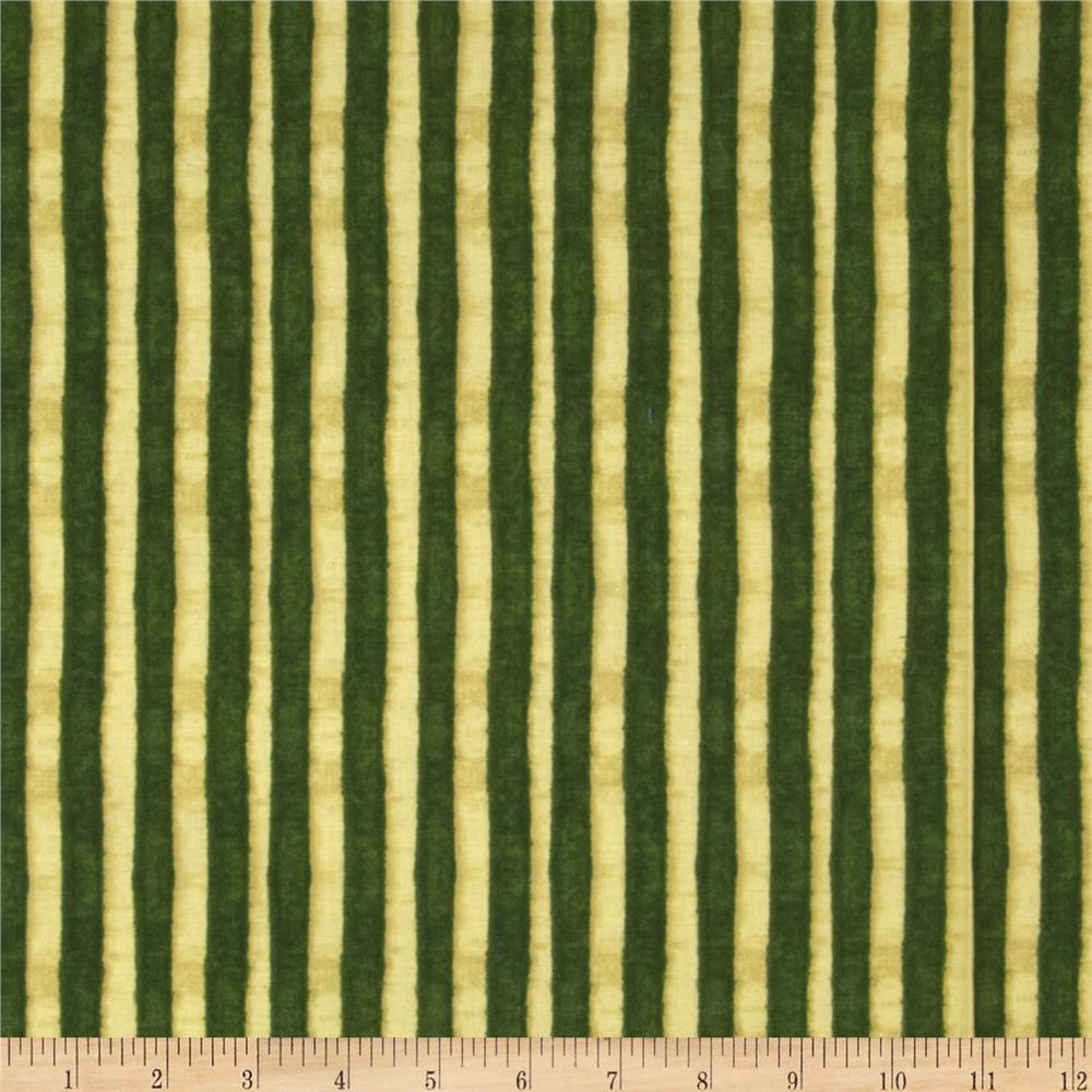 Friendship Bistro Stripe Green
