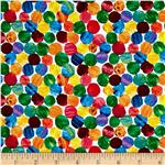 BI-250 The Very Hungry Caterpillar Abstract Dots