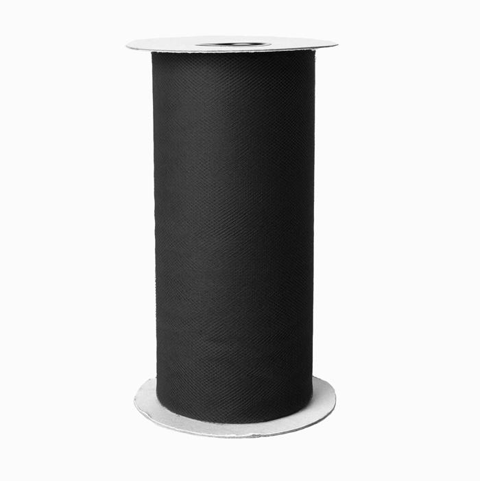 Tulle Spool Black