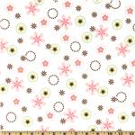 DK-326 Cozy Cotton Flannel Floral Garden