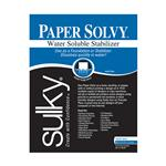 NR-939 Sulky Paper Solvy Water Soluble Stabilizer